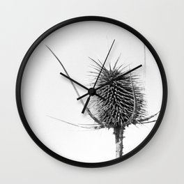 flo Wall Clock