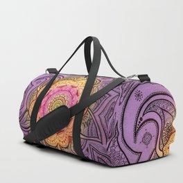 Colorful Mandala Duffle Bag