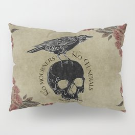 No mourners no funerals - Six of Crows Pillow Sham