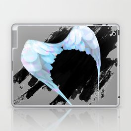 Grunge Wings Laptop & iPad Skin