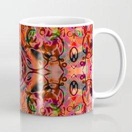 Coral Ornate Fusion Coffee Mug