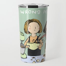 Baking Advice Travel Mug