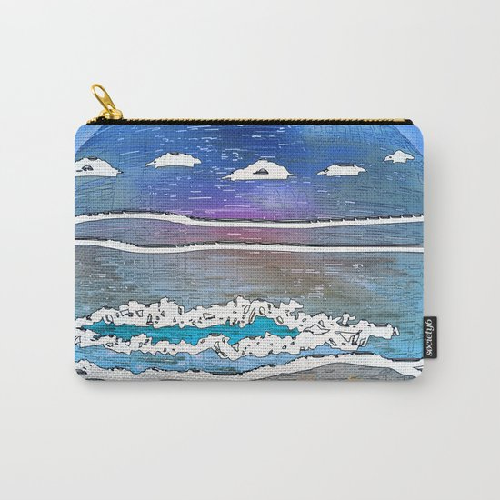 Embrace the World - Archipelago 20-01-17 Carry-All Pouch