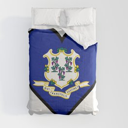 Love Connecticut Comforters