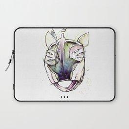 Coffee Face 02 Laptop Sleeve