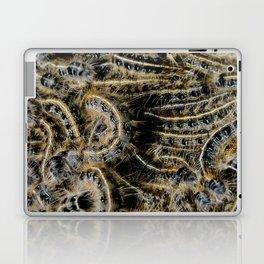 Tree Killing Caterpillars Laptop & iPad Skin