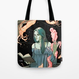 Lovecraft Heart Tote Bag
