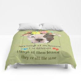 Pitbull Comforters