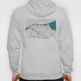 The Streets of Zurich Hoody