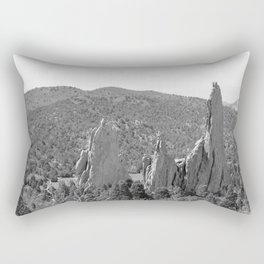 Garden of the Gods 7 Rectangular Pillow