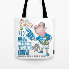 Wildcats Being #1 is Nothing to Sneeze at! Tote Bag