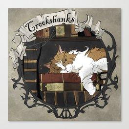 Crookshanks Canvas Print