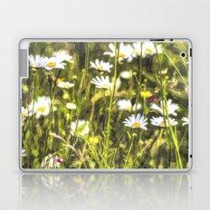 Chamomile Watercolor Laptop & iPad Skin