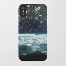 The Greek Upon the Stars iPhone X Slim Case