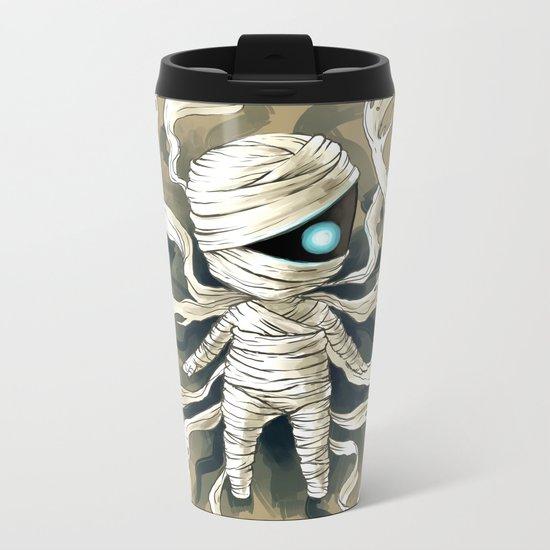 Mummy Metal Travel Mug