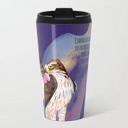 Totem Bonelli´s Eagle (GREFA) Ultraviolet Travel Mug