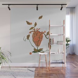Find My Heart Wall Mural