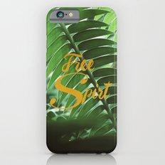 Free Spirit Slim Case iPhone 6s