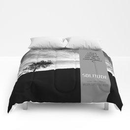 Henry David Thoreau - Solitude Comforters