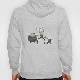 The mime is now Hoody