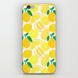 Lemon Harvest iPhone Skin