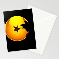 dragon ball star one Stationery Cards