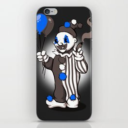 Vintage Comic Gacy iPhone Skin