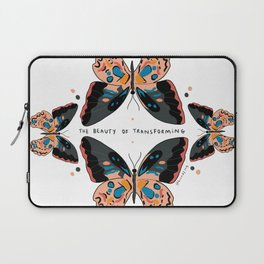 The beauty of transforming Laptop Sleeve