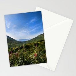 The Space Beyond - Alaska Stationery Cards
