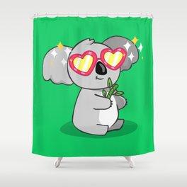 Fabulous Koala Shower Curtain