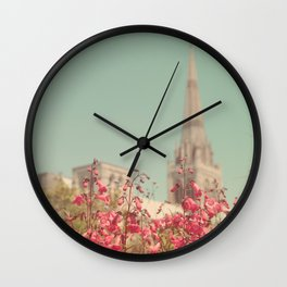Summers Of Yesteryear Wall Clock