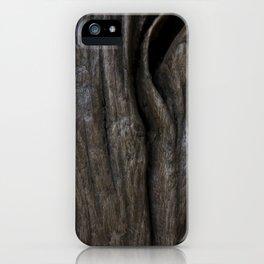 Waxed oak 3 iPhone Case