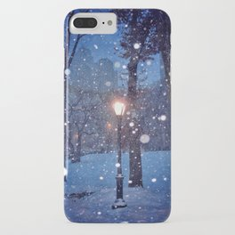 A light in the storm iPhone Case