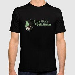 Frog Boi's Jiggle Room T-shirt