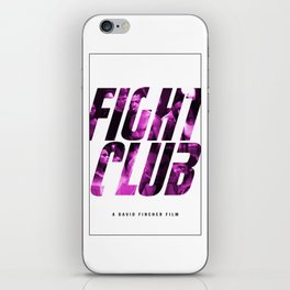 The First Rule... iPhone Skin