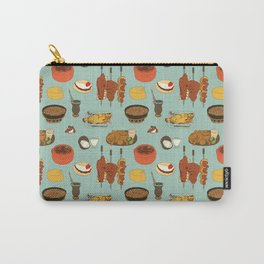 Delights of Brazil Carry-All Pouch