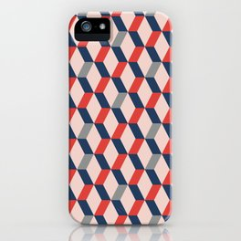 Geometric No.1 iPhone Case