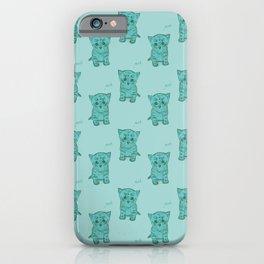 Meh Kittens iPhone Case