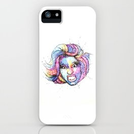 Nicki iPhone Case