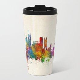 Derby England Skyline Travel Mug