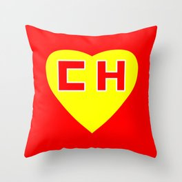 Chapulin Colorado Throw Pillow