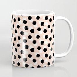 Peach Boba Coffee Mug