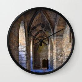 Dark Passage Wall Clock