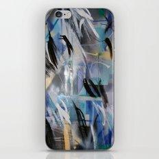 turbulence  iPhone & iPod Skin