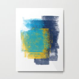 Just Colour 1 Metal Print