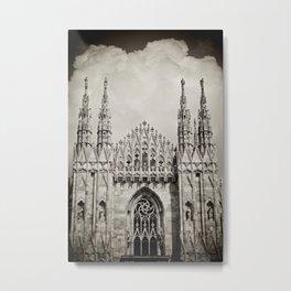Duomo of Milan Metal Print