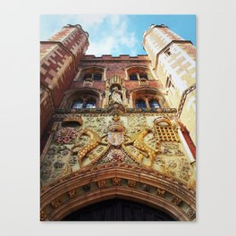 the Great Gate Canvas Print