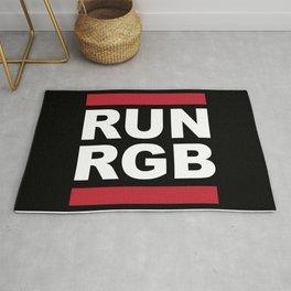 Run RGB Rug