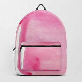 180815 Watercolor Rothko Inspired 5| Colorful Abstract | Modern Watercolor Art Backpack