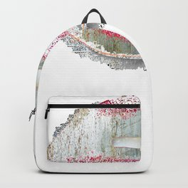 Iron Kiss Sexy Lips Sex Woman Kissing Love Gift Idea Apparel and Accessories Gifts 2 Backpack